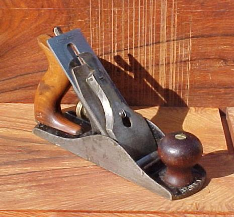 Stanley No 4 Bench Plane Type Study